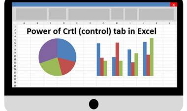 Never under estimate the power of control (CTRL) tab in EXCEL
