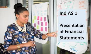 Ind AS 1 Presentation of Financial Statements  (Disclosures Checklist)