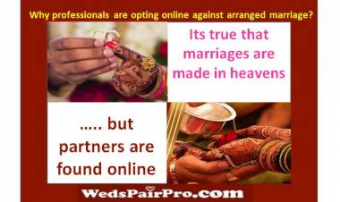Online Marriages VS Arranged Marriages