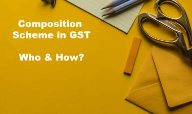 How to opt for Composition in GST?