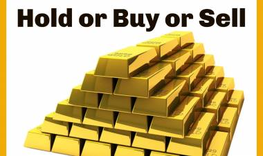 Is it time to Sell Gold or Buy Gold?