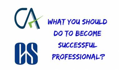 What you should do to become successful  Professional?