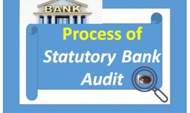 Process of Statutory Audit of Banks