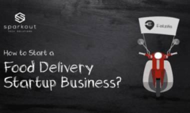 Online Food Delivery Startup