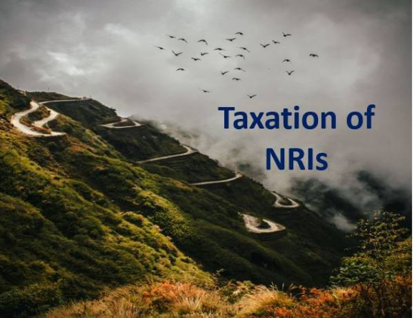 Taxation of Non Residents (NRI)